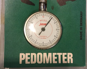 Pedometer Mechanical - German made