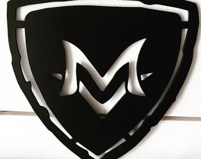 Custom Metal Logo Sign