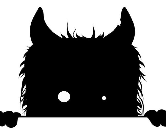 Custom Metal Logo Sign, Black Powder Coat Finish