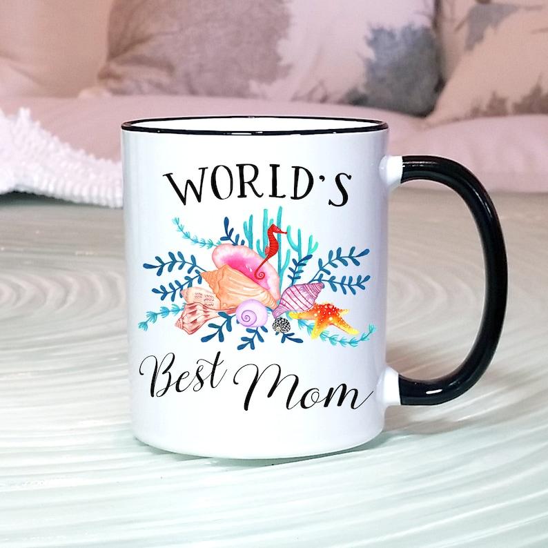 Best Mom Mug Birthday Gift Worlds