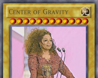 Yugioh Quotables Featuring Oprah Winfrey Digital 4x6 Download