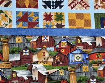 Country Quilts Pillowcases