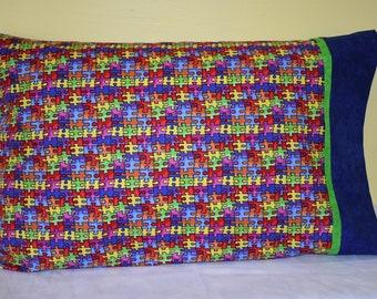 Autism Awareness Pillowcases
