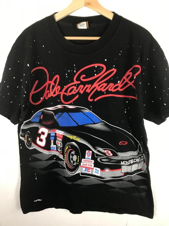Vintage Dale Earnhardt NASCAR Shirt