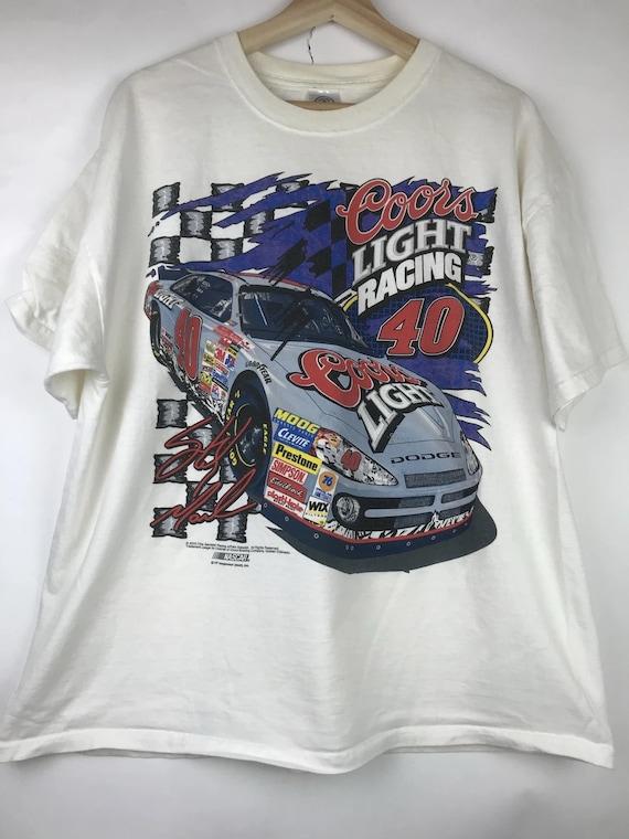 Coors Light Racing Shirt
