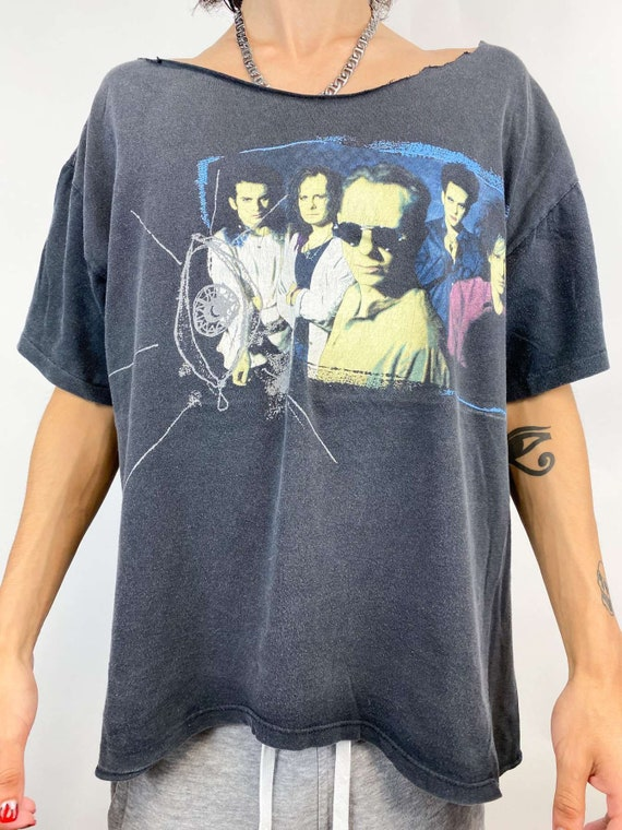 Vintage 1992 The Cure Shirt