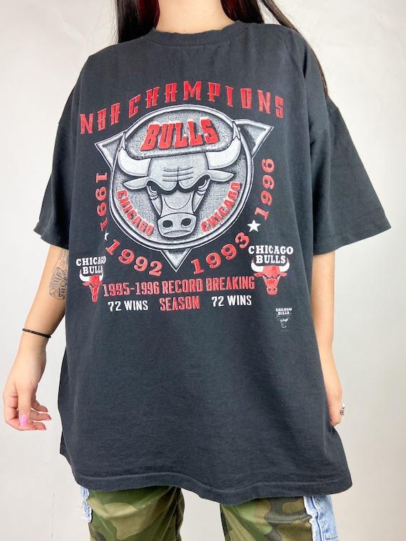 Vintage Chicago Bulls Shirt