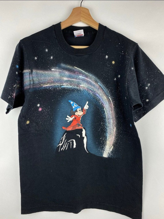 Vintage Mickey Mouse Fantasia Shirt