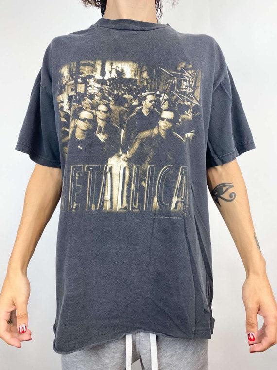 Vintage 1996 Metallica Shirt