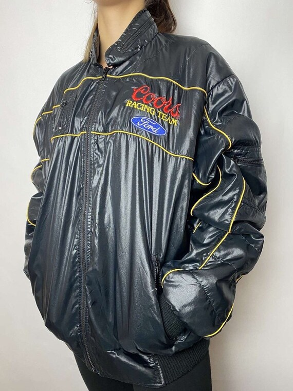 Vintage Coors Windbreaker Jacket