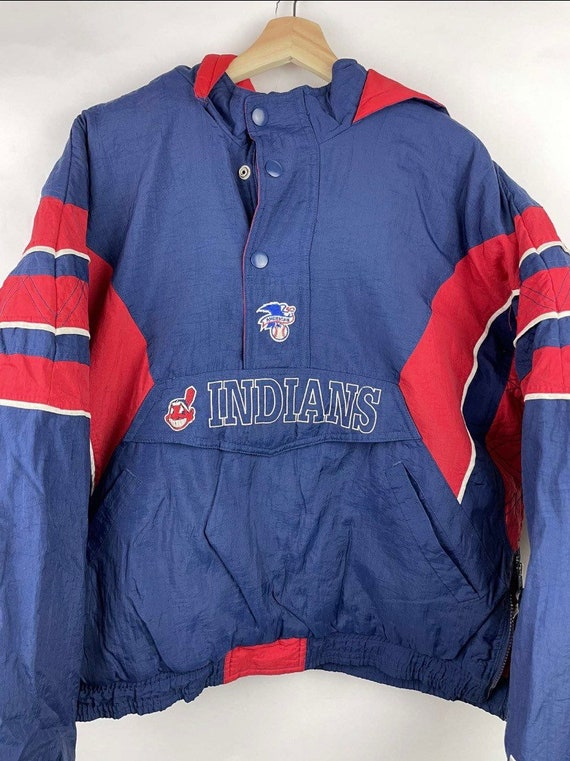 Cleveland Indians Puffer Jacket