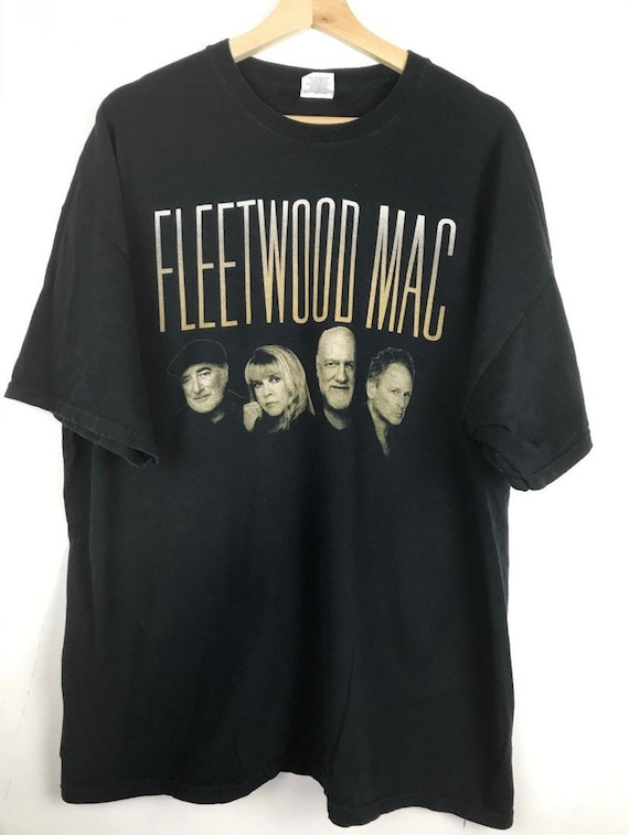 2013 Fleetwood Mac Tour Shirt