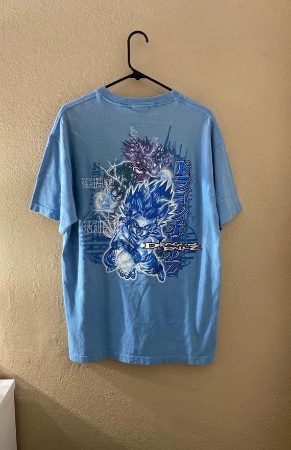 Vintage 2001 Dragon Ball Z Shirt