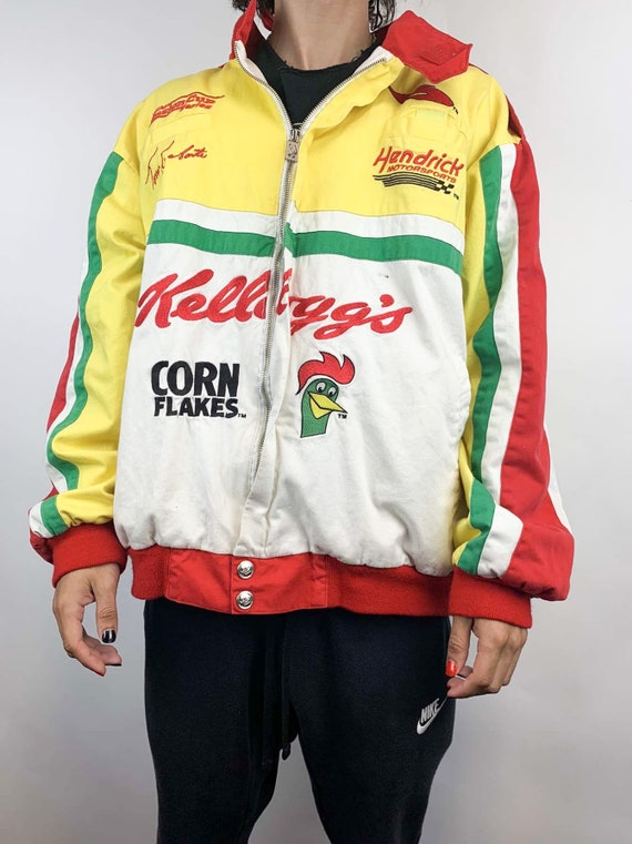 Vintage Kellogg's Racing Jacket