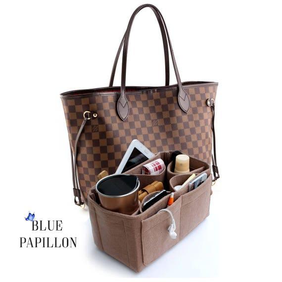 Louis vuitton organizer neverfull mm organizer bag purse  f75ead4c8ce64