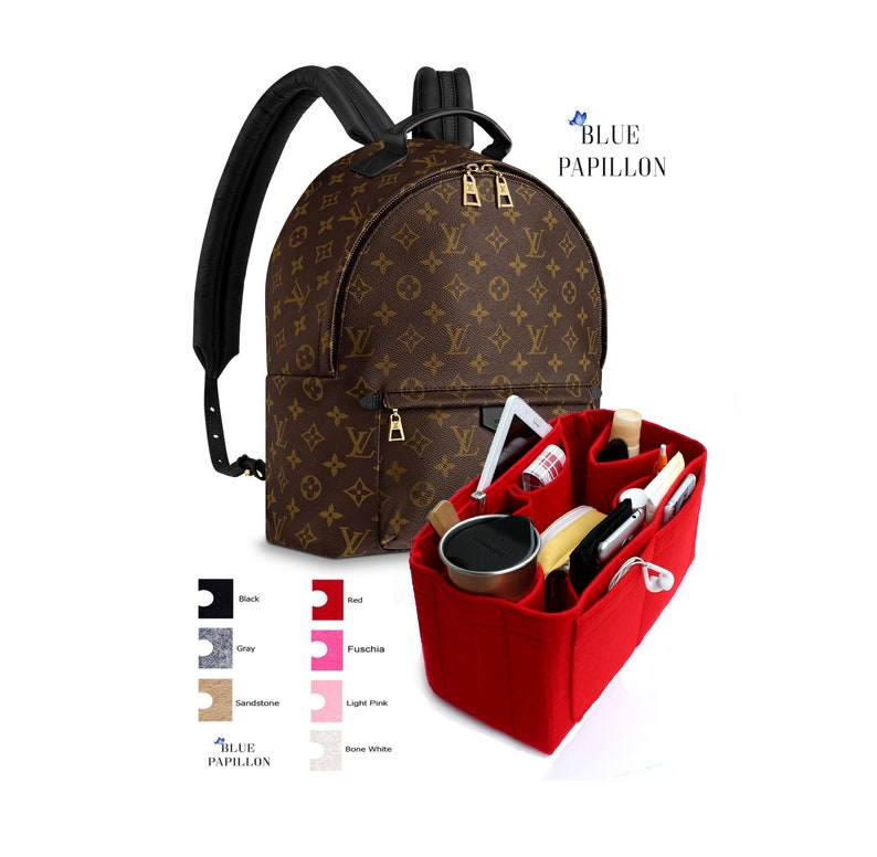 85fc018cc0e8 Organizer For LV Palm Springs backpack mm monogram bag