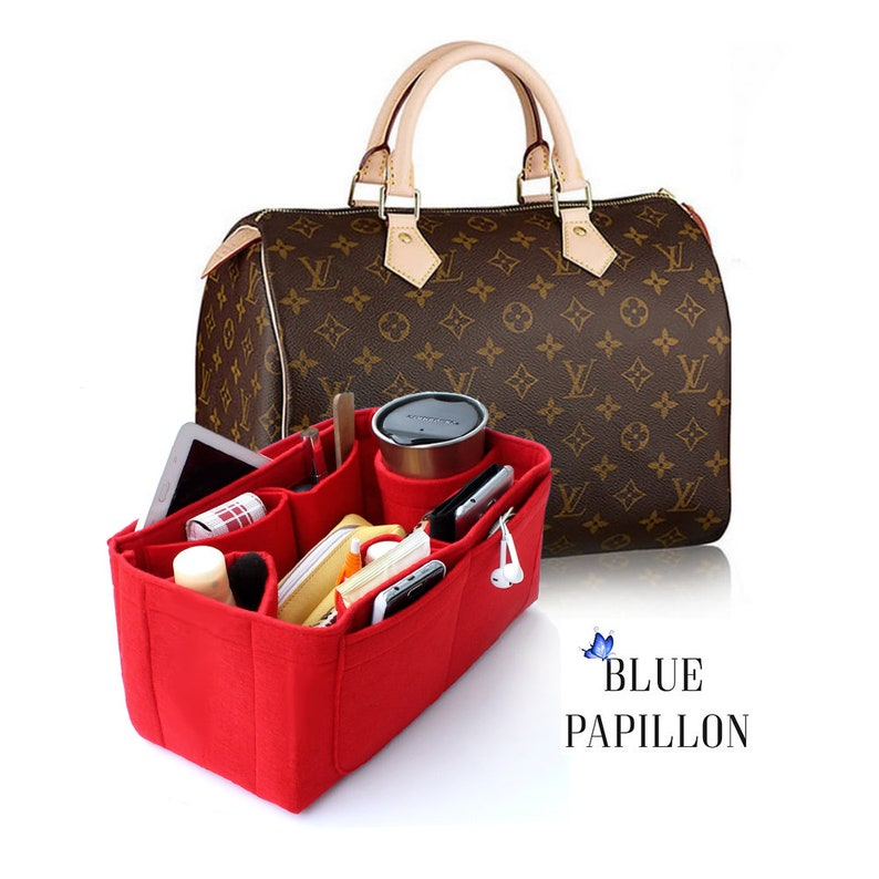 578ad3b4372f LV Speedy 25 organizer bag organizer for speedy 25 louis