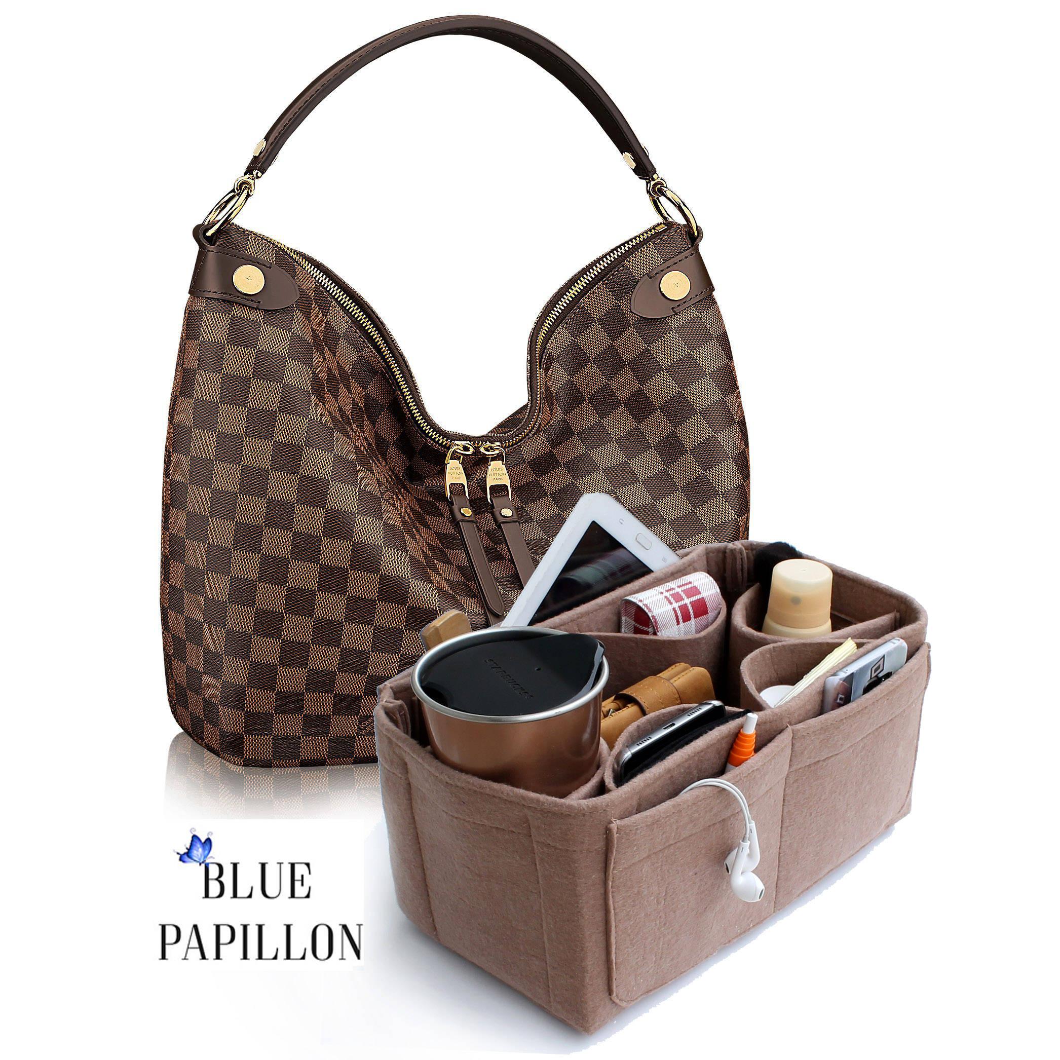 Duomo hobo handbag organizer louis vuitton duomo hobo bag | Etsy