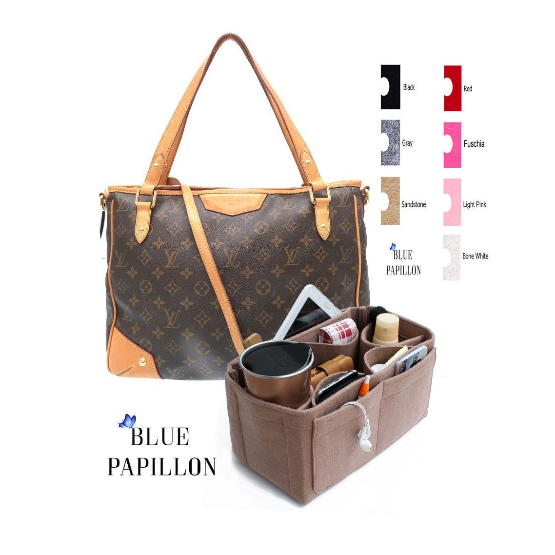 Bag purse organizer 73bd52b2812de