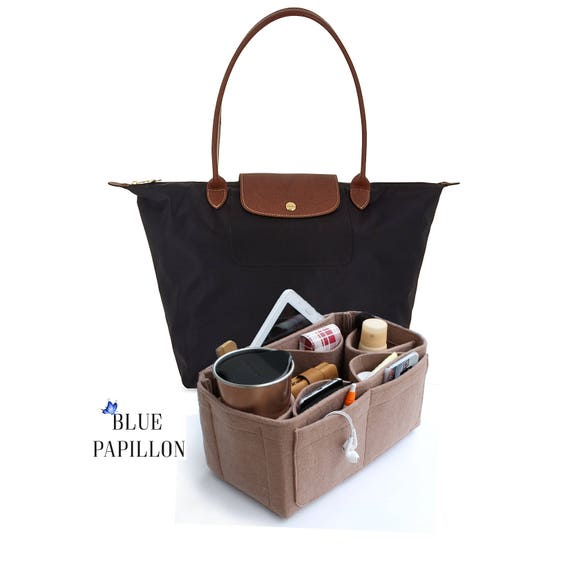 Organisateur de sac Longchamp sac organisateur pour Longchamp   Etsy 76711bee7ad