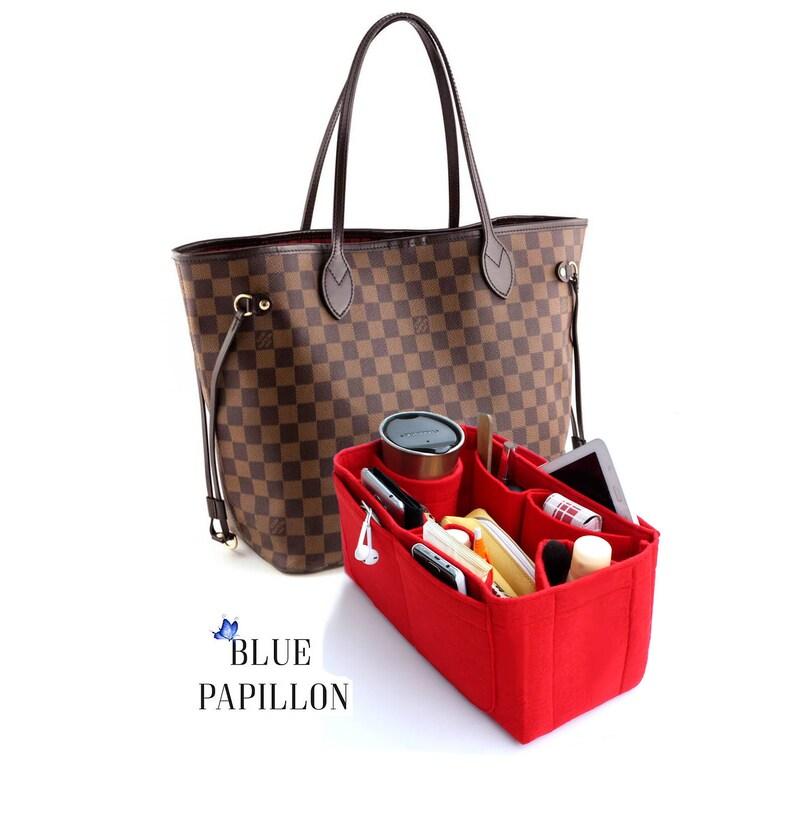 cda663d6 Neverfull mm organizer, louis vuitton bag purse organizer, neverfull mm  insert, bag in bag, organizer for louis vuitton, neverfull mm purse