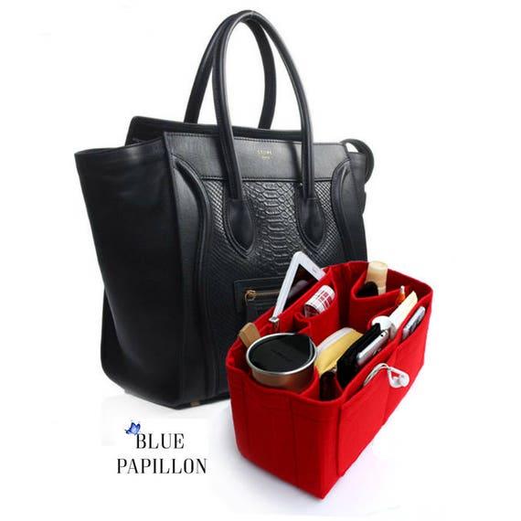 Celine bag purse Organizer, Organizer for Celine, insert Organizer, Bag organizer, Organizer for Celine, Celine insert, Felt Purse Organizer