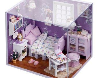 Sweet Sunshine - DIY Miniature Dollhouse Kit