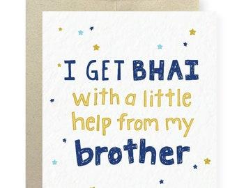 image relating to Rakhi Cards Printable identify Rakhi playing cards Etsy