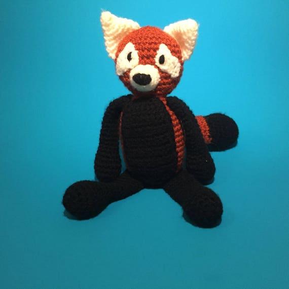 DIY KIT: FOX crochet amigurumi kit | Etsy | 570x570