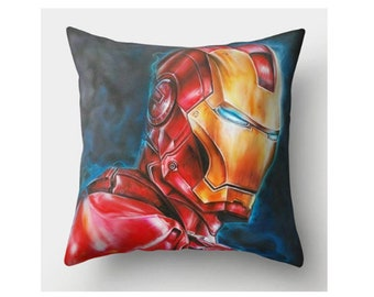 Avengers Infinity War Iron Man Pillow Covers