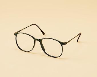 ddddf0d825d6 Marchon Optical Vintage Eyeglass Frame - Vintage Glasses - Green Acid Wash  Frames - Womens - Large Frame - Super Trendy - Rare Color!