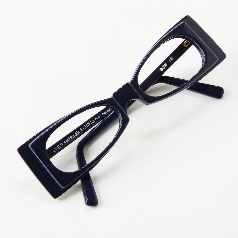 67abe55900f Vintage Bow Tie Eye Glass Frame   Novelty Eyewear   Bow Tie Glasses   Bow  Tie Frames   Funky Glasses. gallery photo gallery photo ...