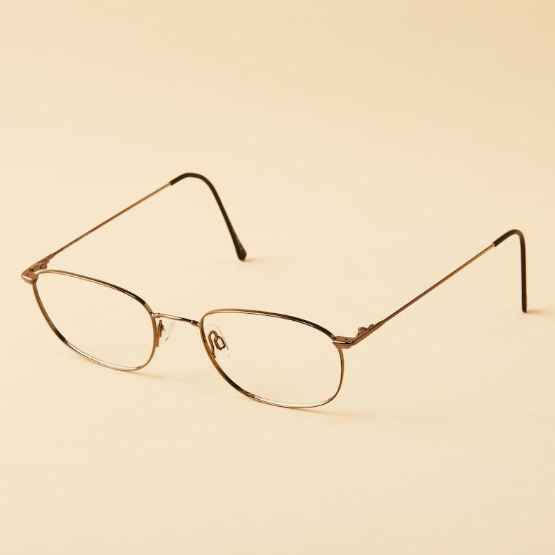 e55c61293e5 Vintage Mens Marchon Flexon Frame Huge Lenses Flexible