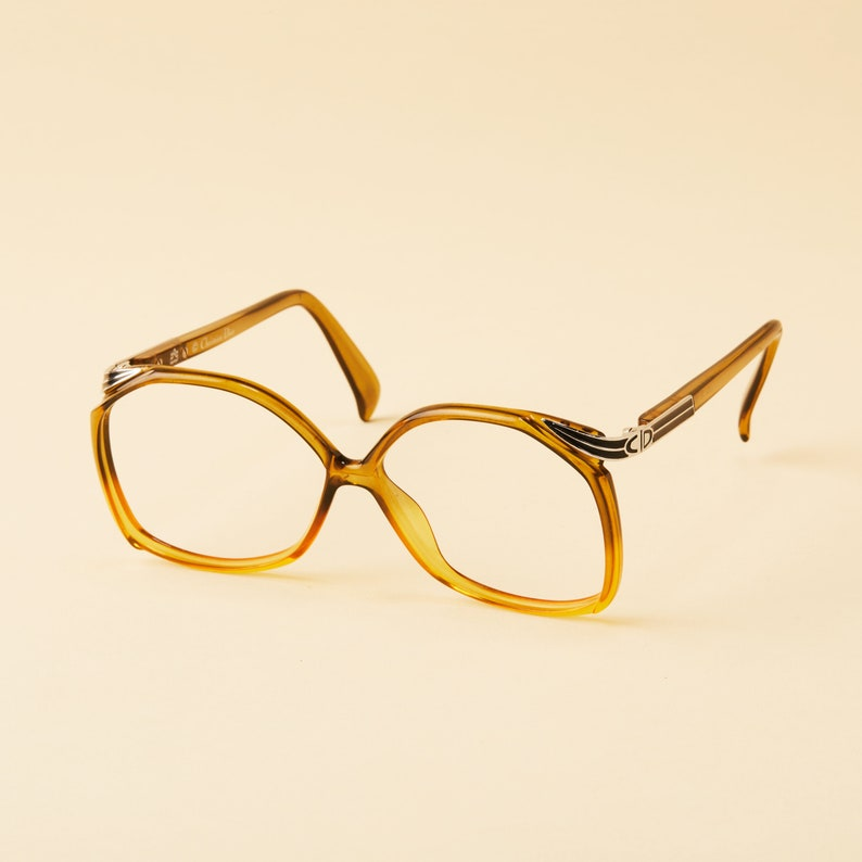 8e1d052be79 Vintage Christian Dior Glasses Dior Eyeglass Frames
