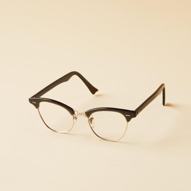 6e004dd0fee3b Cat Eye Frames Clubmaster Horn Rim 50s Glasses
