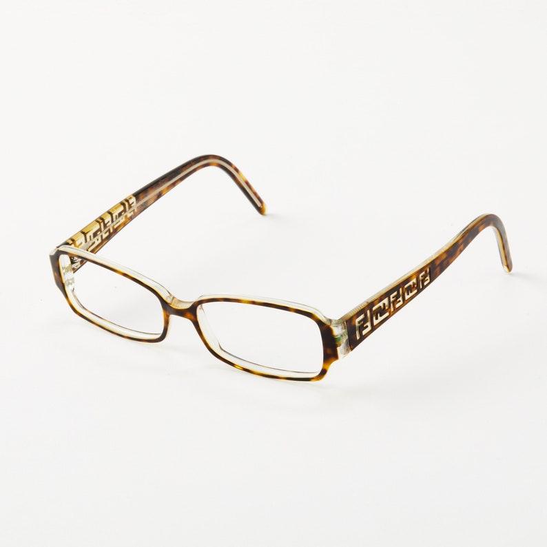 bb3a264fb4 Vintage Fendi Eye Glass Frames   90s Fendi Glasses   Tortoise