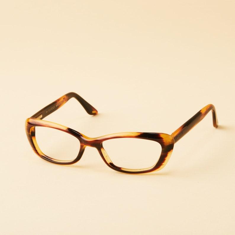 4154e7a01b9 Vintage Gucci Eyeglasses Gucci Cat Eye Frames Designer