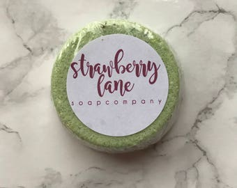 Green Tea Mint Bath Bomb