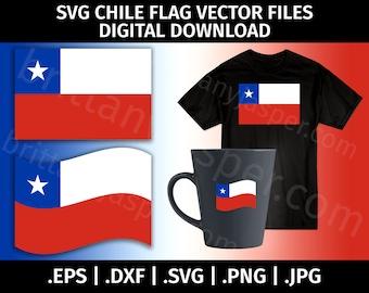 Chilean Flag Clip Art at Clker.com - vector clip art online, royalty free &  public domain
