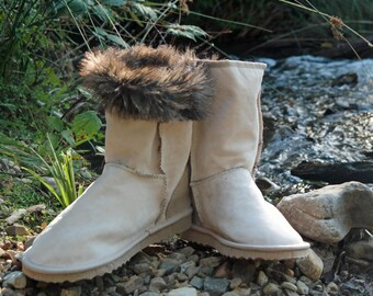 196e35ebdadb Wugg Boots, ugg boots made from Tasmanian wallaby fur