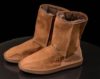 Wugg Boots, ugg boots made from Tasmanian wallaby fur