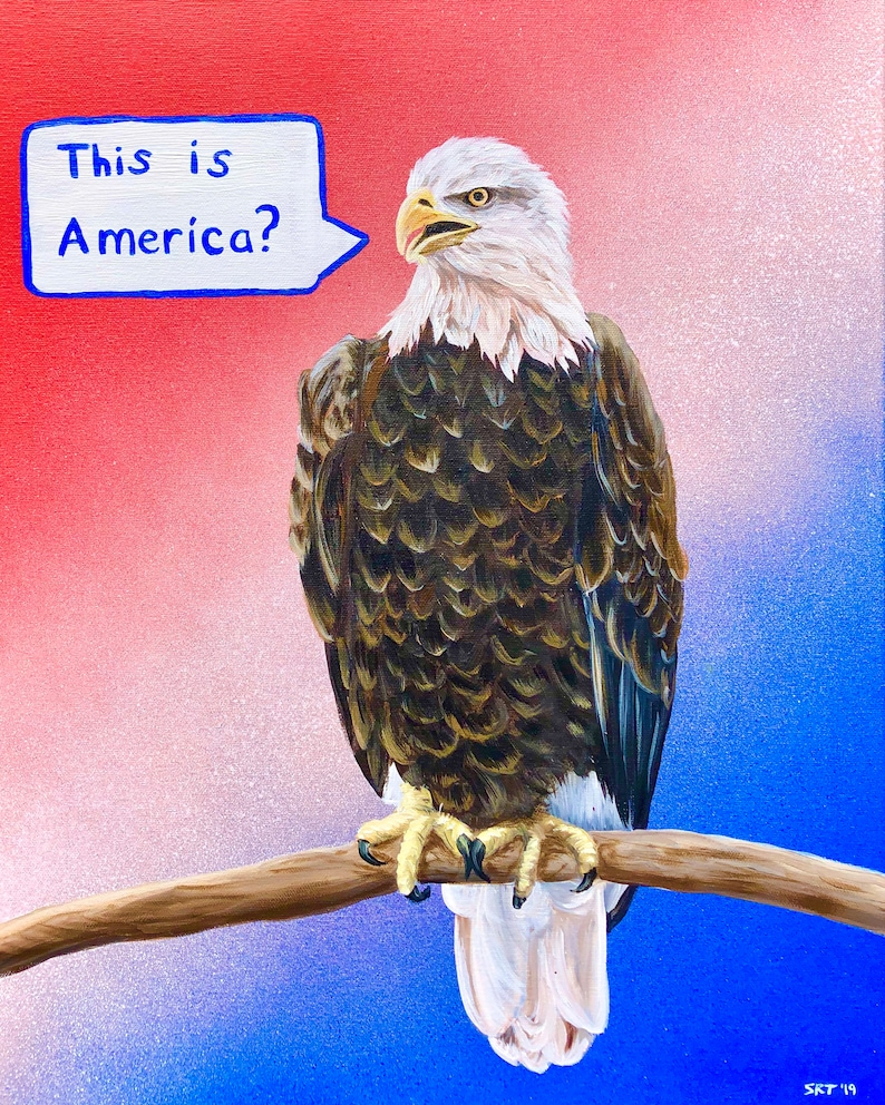 This is America Print image 0