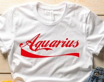 a2464a3a Aquarius shirts | Etsy