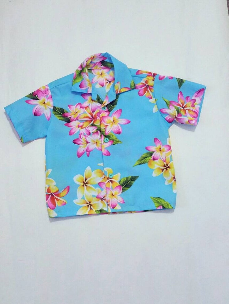 36f4b7ad4 Hawaiian kids shirt baby boy shirt toddler shirt unisex | Etsy
