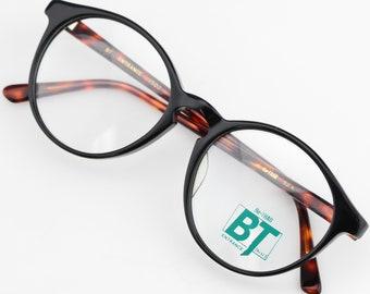 Geeky Glasses Clear Lens Geek Nerd Cosplay Chunky Frames Anime Kawaii Japanese