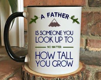 Dad Mug, New Dad Mug, gift for dad coffee Mug, dad Gift,  Coffee Mug, Fathers Day Gift, New Father, dad Coffee Mug, fathers birthday gift