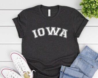 Iowa shirt,Iowa home,state shirt,Iowa varsity shirt,Iowa home shirt,Iowa tee,Iowa gift