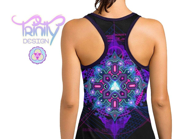 ASCENSION Racerback Tank Top Women