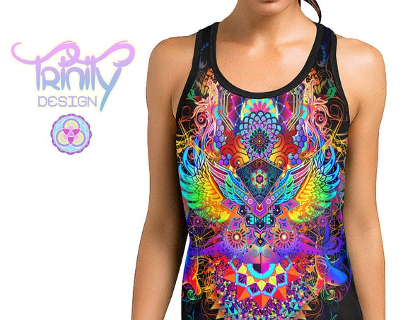 STARSEED ACTIVATION Racerback Tank Top Women