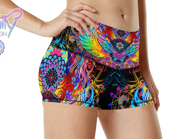 STARSEED ACTIVATION Booty Shorts Women